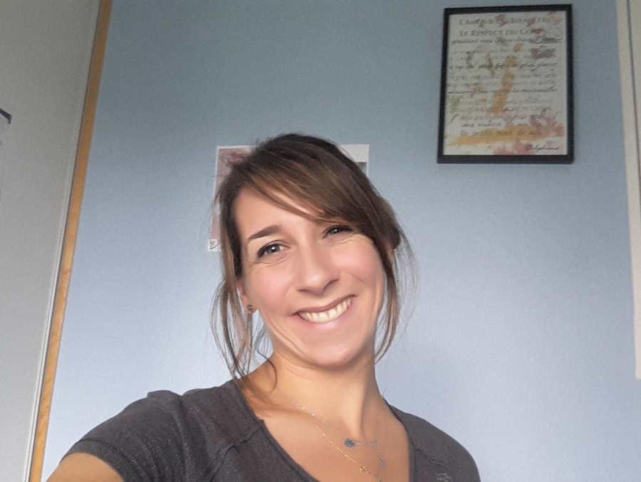 Delphine Sorin - Fondatrice de l'institut de beauté Douceurs de soi