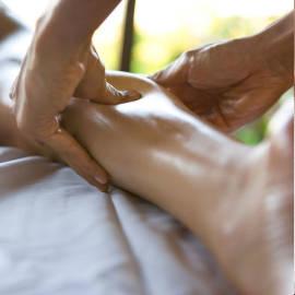 Massage bien-être - soin corps