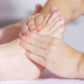 Réflexologie plantaire - soin du corps