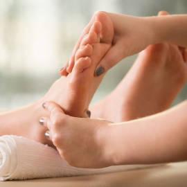 Soin des pieds - soin du corps